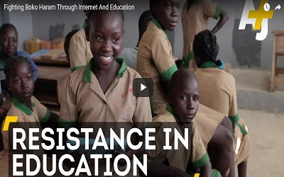 Fighting Boko Haram Through Internet and Education