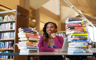 US: College Student Creates A Mobile Directory Of 600 Books That Prioritize Diversity
