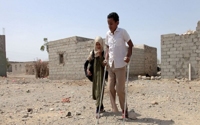 Yemen: Classrooms caught in the crossfire