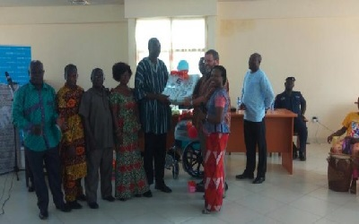 Ghana: UNICEF, USAID donate to support inclusive education