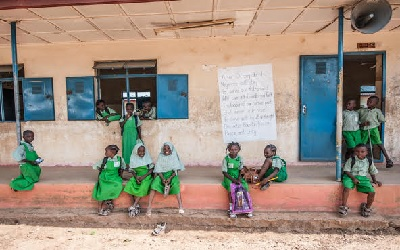 Want a Better, Safer World? Build a Finance Facility for Education