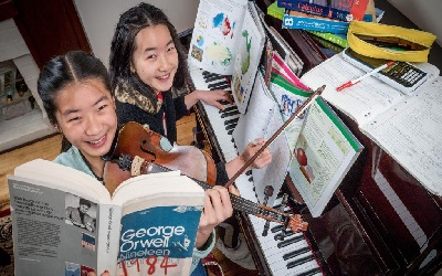 Music can boost your child's ability to learn language and reading
