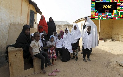 Nigeria gives married drop out girls another chance of education