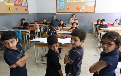 How to host 200,000 refugee students in your education system: An answer from Lebanon