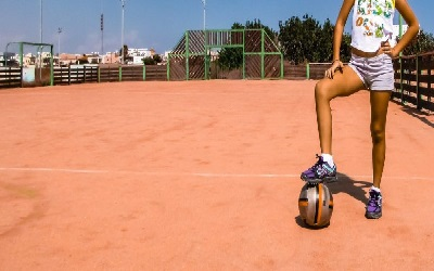 Bend It Like Poonam: Teen Girls Challenge India's Patriarchy on the Football Field