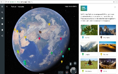 Google Earth comes to the classroom with new educational tours and lesson plans