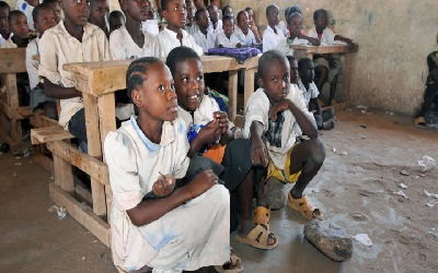 Lack of Funding Prevents Education for Children in Conflict and Disaster Zones