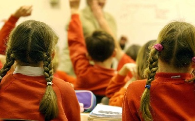 UK: Two out of five primary school children are failing to hit the expected standard in their 'three Rs'