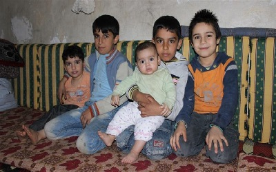 Over 500,000 Syrian Refugee Children Are Out of School