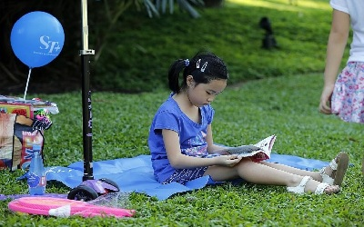 Why kids should be read to – even if they can read on their own