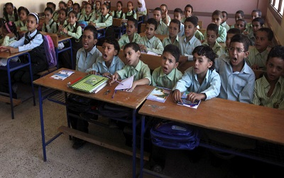 How Egypt is promoting education for Syrian refugees