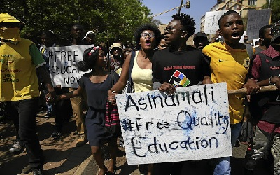 South Africa: We must conquer fear to institute changes for real free education