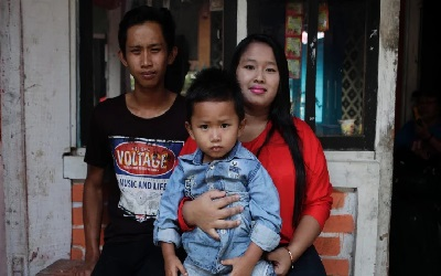 Child brides: Why underage girls are marrying in Indonesia