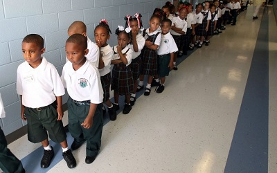 Analysis: Minority Students Often Left Out Of Special Ed