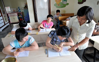 Vietnam: Disabled students struggle to access education
