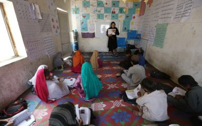 Afghanistan: Girls continue to struggle for an education