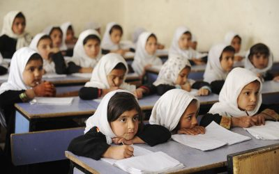 Portrayal of Afghan women and girls in primary school textbooks varies based on ruling powers, Stanford research finds