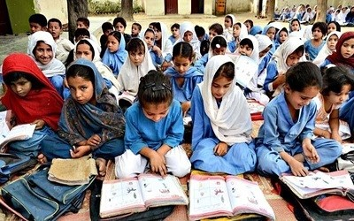 Japan provides 3.5 million dollars for educating 15,000 out-of-school children in Pakistan