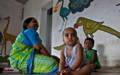 India: The Mumbai creche that means toddlers aren't left home alone