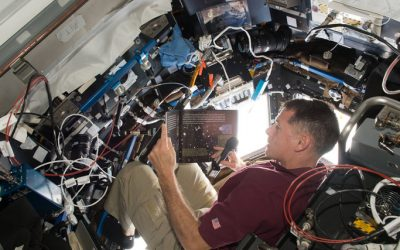 FYI, You Can Watch Astronauts Read Popular Kids Books From Space