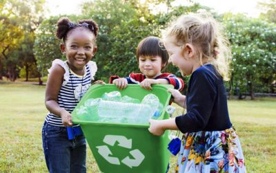 How To Raise Kids Who Care About The Environment