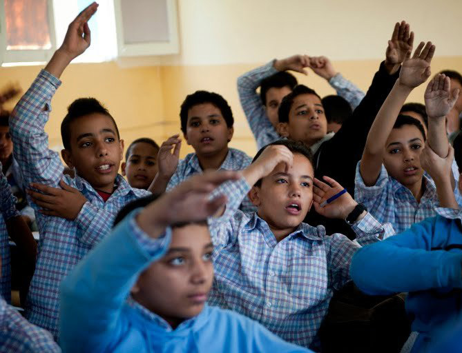 Gender gap to dividend: why we can't afford to neglect boys' education