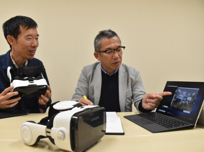 Latest technology helps support special needs students, teachers in Japan