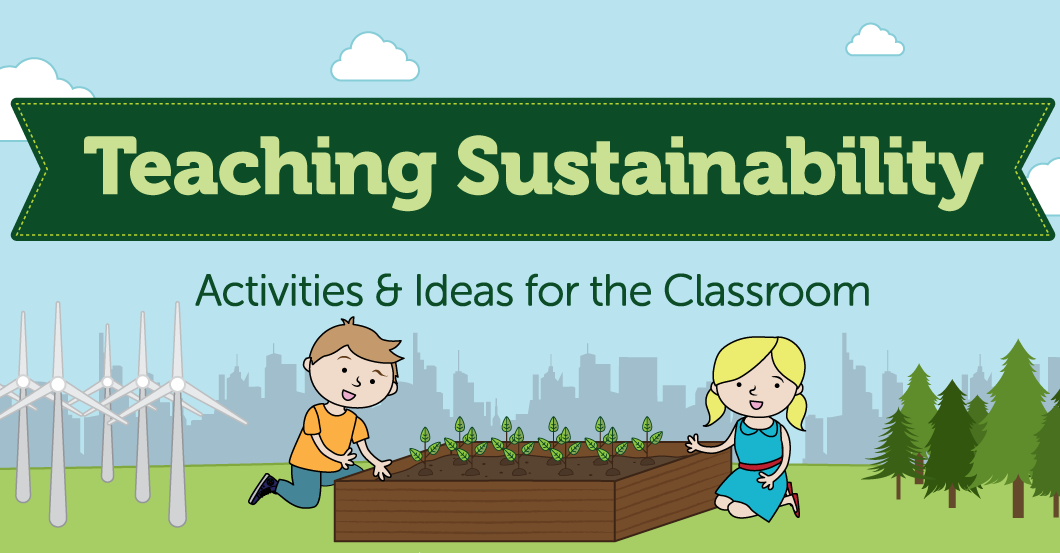 15 Sustainability Activities and Ideas for the Classroom