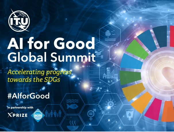 Global Summit Focuses on the Role of Artificial Intelligence in Advancing SDGs