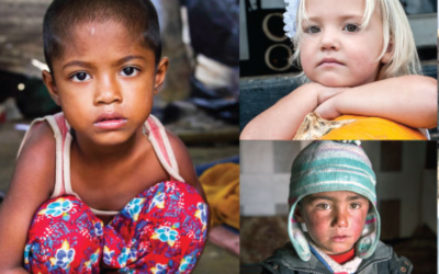Half of children worldwide at risk for an early end to their childhood