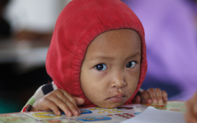 If education cannot wait, then humanitarian aid needs to increase