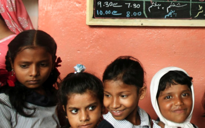 World's first development impact bond for education shows successful achievement of outcomes in its final year