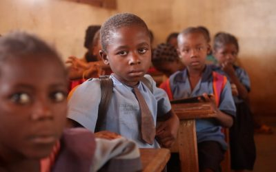 Meet the SDG 4 data: Equal access to all levels of education and training for the most vulnerable people