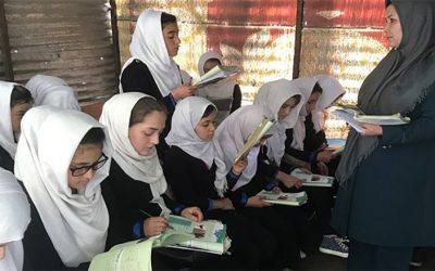 Afghanistan: Promoting Education During Times of Increased Fragility