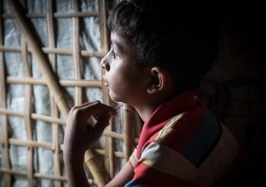 Only a quarter of Rohingya refugees' education needs have been met