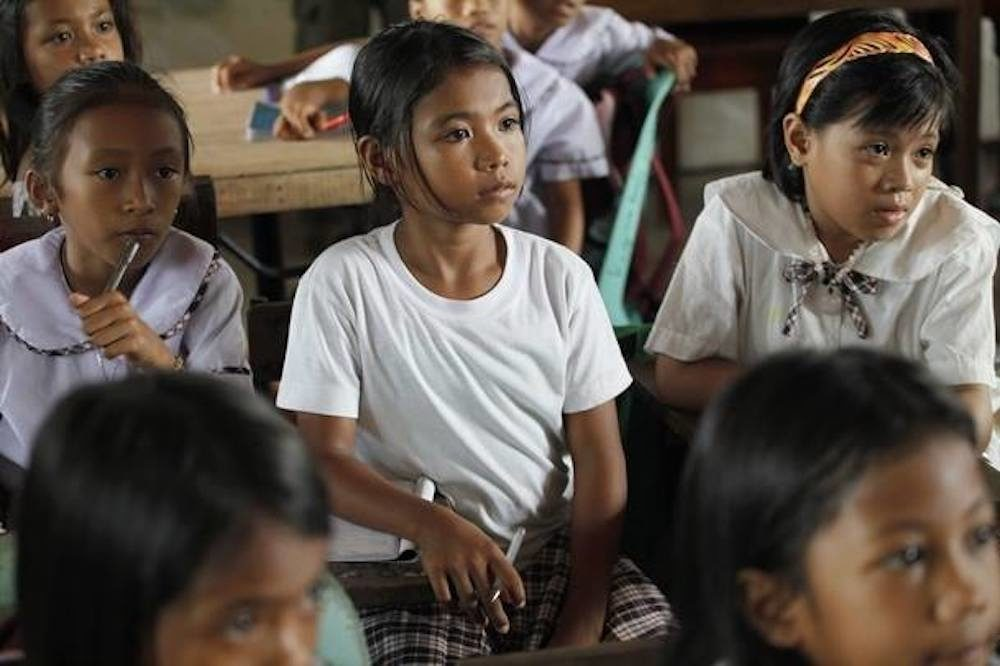 Global leaders back $10bn education funding plan at United Nations event, #MakeImpossiblePossible