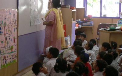 Learning Letter by Letter in Mahbubnagar District, India