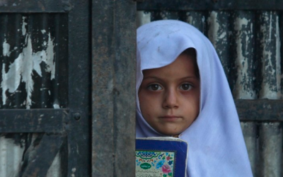 Why do Pakistan's Federally Administered Tribal Areas have such a high gender gap in education?