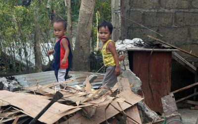 Philippines: More than a Million Children Missing out on Education as Thousands of Schools Remain Shut Following Typhoon Mangkhut