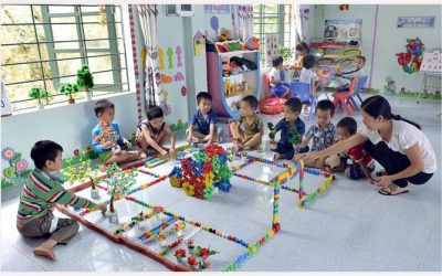 Vietnam: Embracing tech in early childhood education