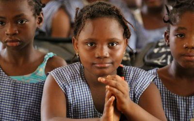 Girls are fighting back to end gender violence in school