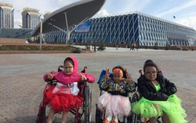 Kazakhstan's invisible children: Inclusivity and the Future