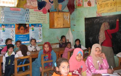 Community schools in Egypt: lessons on what works, and what doesn't