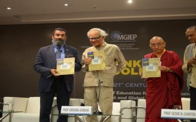 UNESCO-MGIEP launches policy brief on Rethinking Schooling for 21st Century