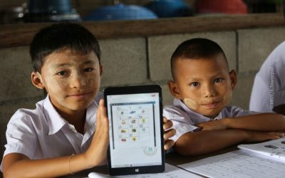 'LearnBig' – New Open Digital Library from UNESCO Released with Books in Thai, Myanmar and Ethnic Minority Languages