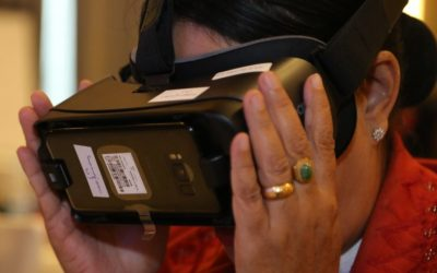 Myanmar teachers benefit from Ericsson virtual reality training tool