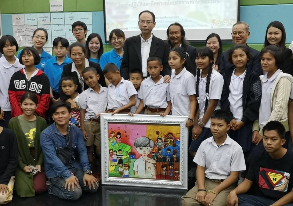 Thailand: Schooling offers bright future for migrants