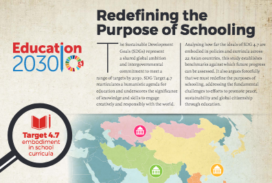 Redefining the Purpose of Schooling: UN MGIEP Policy Paper Release