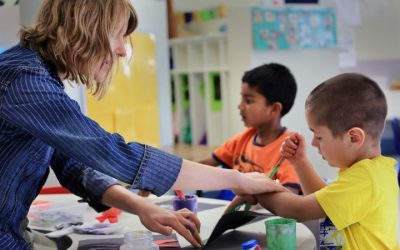 Autism early education breakthrough: Toddlers thrive in mainstream schools