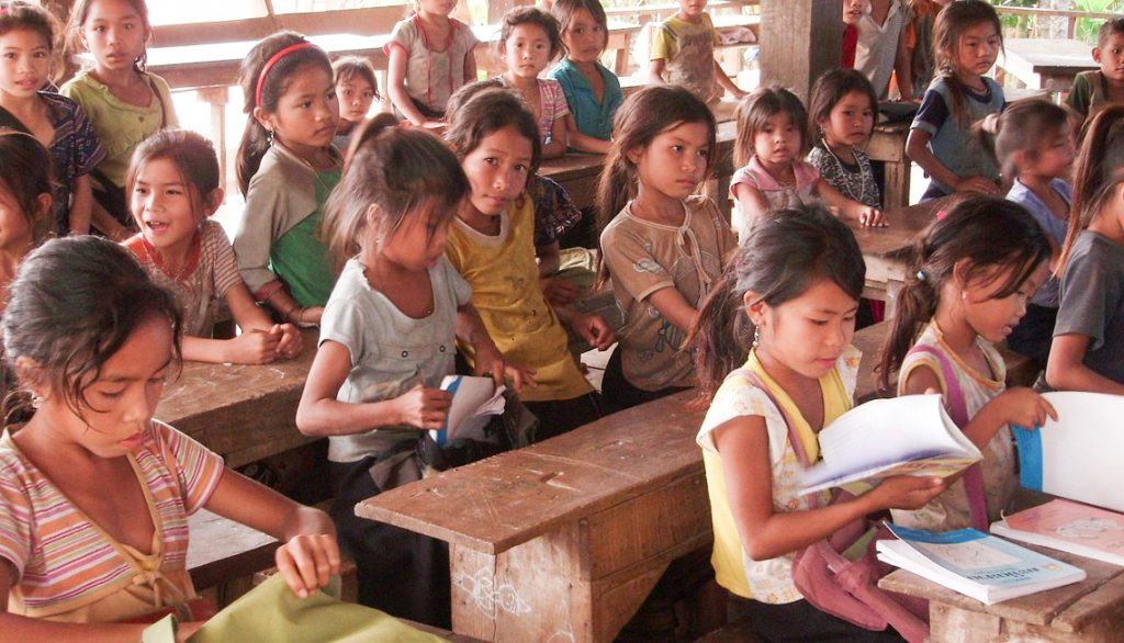How Laos plans to educate its young leaders